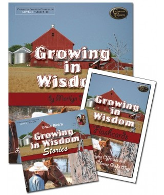 Level 5- Growing in Wisdom Curriculum