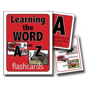 Learning The Word From A to Z Flashcards
