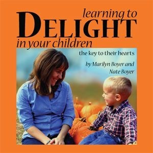 Learning to Delight in Your Children - The Key to Their Hearts - Audio download