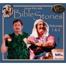 Uncle Rick Tells Bible Stories Collection - Volumes 1 and 2 CD's