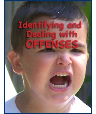 Identifying and Dealing with Offenses