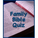 Family Bible Quiz Answers