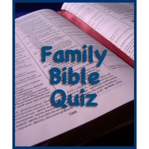 Family Bible Quiz Answers [Downloadable]
