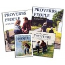 Character Concepts Curriculum Level 4- Proverbs People Collection- Flashcards only