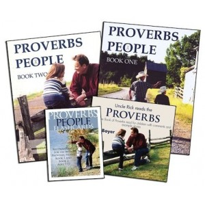 Level 4-  Proverbs People Collection
