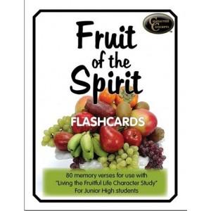 Fruit of the Spirit Flashcards