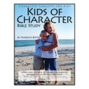 Kids of Character Bible Study book - spiral bound