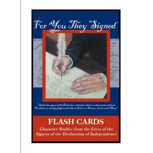 For You They Signed Flashcards [Downloadable]
