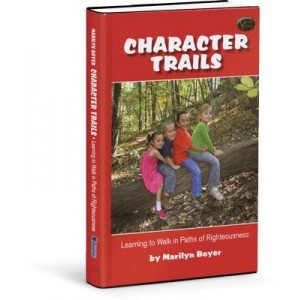 Character Trails Book