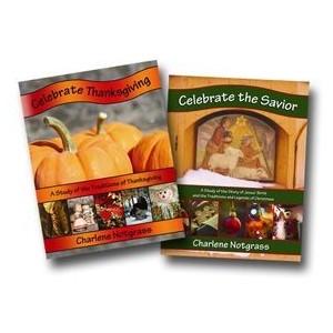 Celebrate Thanksgiving/Celebrate the Savior Set