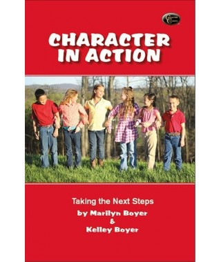 Character in Action:Taking the Next Step