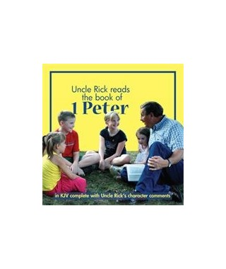 Uncle Rick Reads the Book of I Peter audio download