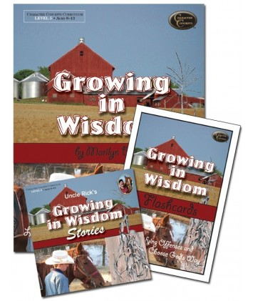 Level 5- Growing in Wisdom Curriculum
