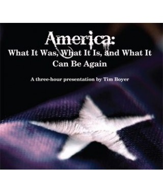 America- What it Was, What it Is, and What it Can Be Again