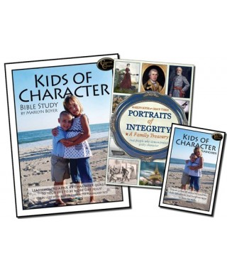 Level 3- Kids of Character Curriculum