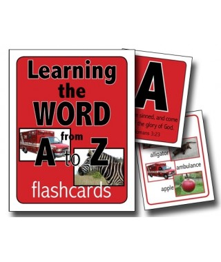 Learning The Word From A to Z