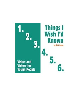 Things I Wish I'd Known Audio Download by Rick Boyer