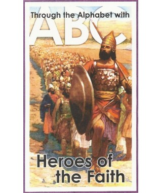 Heroes of the Faith Flashcards