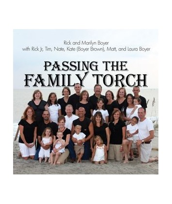 Passing the Family Torch CD