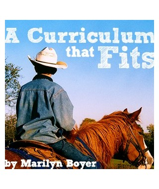 A Curriculum That Fits- Teaching to Who Your Child Is (Audio Download)