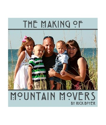 The Making of Mountain Movers (Audio Download)