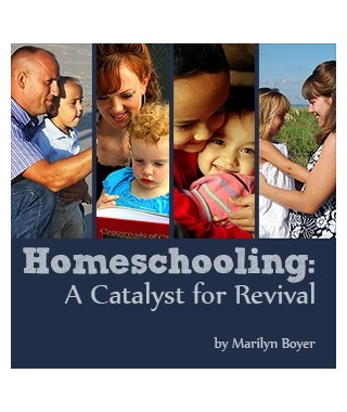 Homeschooling- A Catalyst for Revival (Audio Download)
