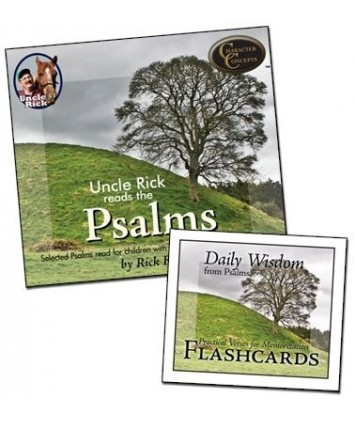 Wisdom from the Psalms Scripture Memory Collection
