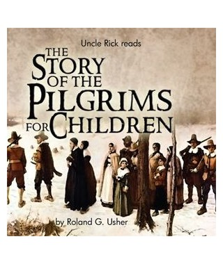 The Story of the Pilgrims for Children  audio download