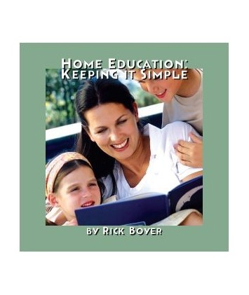 Homeschooling- Keeping it Simple