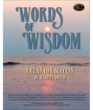Level 7- Words of Wisdom Workbook