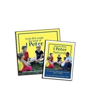 Lessons from I Peter Scripture Memory Collection