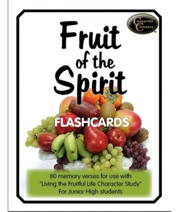 Fruit of the Spirit Flashcards