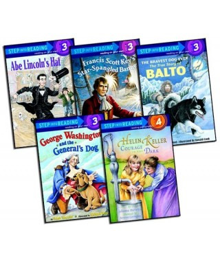 History Readers Set of 5