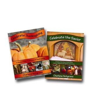 Celebrate Thanksgiving/Celebrate the Savior Set