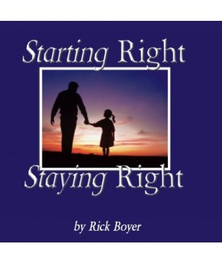 Starting Right, Staying Right Audio Download