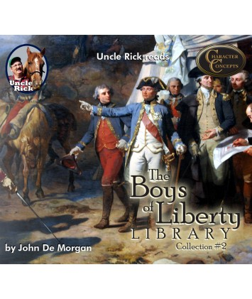 Boys of Liberty Library Collection 2