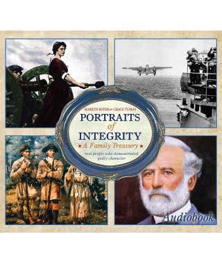 Uncle Rick Reads Portraits of Integrity- CD version
