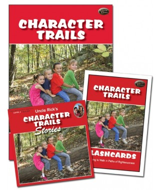 Level 2- Character Trails Curriculum