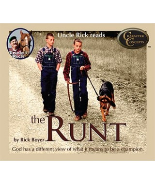The Runt Audiobook- CD version