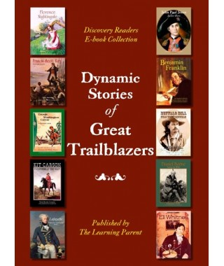 Dynamic Stories of Great Trailblazers: Discovery Readers E-book Collection