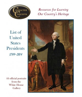 U.S. Presidents Chart [Downloadable]