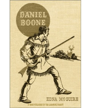 Daniel Boone E-book - American Adventure Series