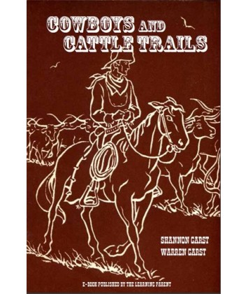 Cowboys and Cattle Trails e-book