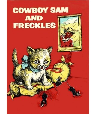 Cowboy Sam and Freckles e-book