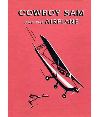Cowboy Sam and the Airplane E-Book