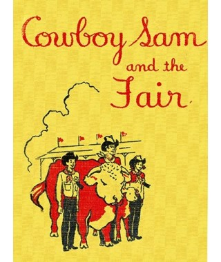 Cowboy Sam and the Fair e-book