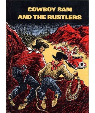 Cowboy Sam and the Rustlers E-book