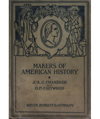 Makers of American History E-book by Chandler and Chitwood