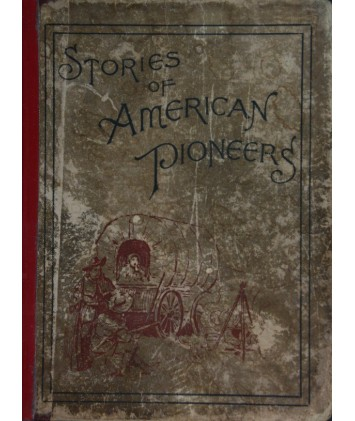 Stories of American Pioneers E-book