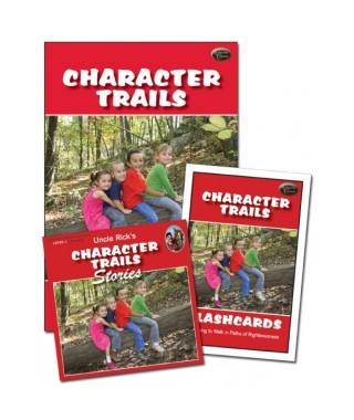 Level 2- Character Trails Downloadable Curriculum